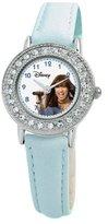 Disney Kids' D697S409 Camp Rock Mitchie Blue Leather Strap Watch