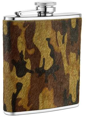 Brouk & Co The Art of Flasking Camo Flask
