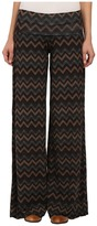 Stetson Chevron Print Knit Pants
