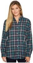 Columbia Bonehead Flannel Long Sleeve Shirt