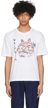 Visvim White Aka Oni T-Shirt