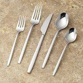 Crate & Barrel Harper Mirror 5-Piece Flatware Place Setting