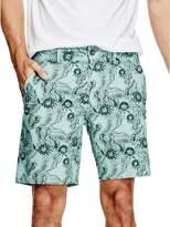 GUESS Men's Paul Poplin Shorts