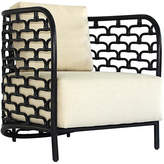 Selamat Marco Club Chair - Ivory