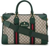 Gucci GG Supreme holdall - men - Polyurethane - One Size