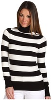 French Connection  Babysoft Stripe Turtleneck