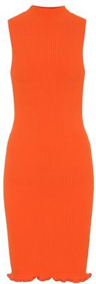 Sies Marjan Rei ribbed-knit midi dress