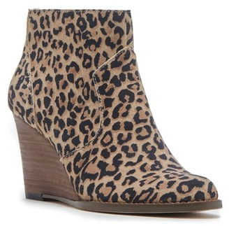 Sole Society Patsy Wedge Bootie
