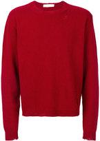 Golden Goose Deluxe Brand classic knitted sweater - men - Merino - M