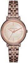 Michael Kors Cinthia Pav Analog Bracelet Watch