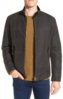 Barbour Men's Tartan Helmsdale Waxed Jacket