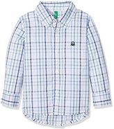 Benetton Boy's 5DU65Q200 Shirt