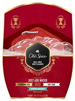 Old Spice Body Cleansing Duo Pure Sport Buffer 3.1 oz