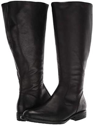 Børn North Wide Calf (Black) Women's Boots