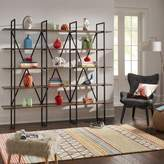 LIBRARY Kingstown Home Madina Bookcase Kingstown Home
