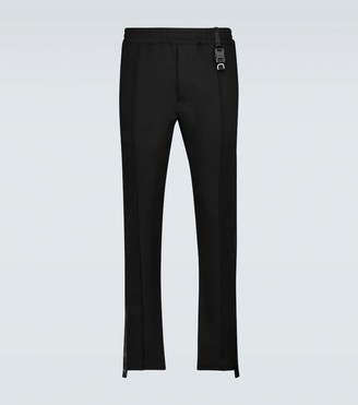 Alyx Trackpant-1 technical cropped pants