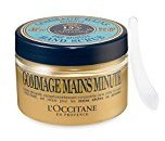 L'Occitane Shea Oil One Minute Hand Scrub, 3.5 Oz