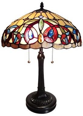 """Fleur De Lis Living Infante 23"""" Table Lamp"""