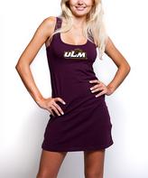 No Name Maroon Louisiana-Monroe Warhawks Sleeveless Dress - Women