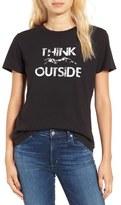 Sub Urban Riot Sub_Urban Riot 'Think Outside' Graphic Tee