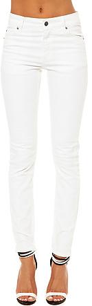 Cheap Monday The Tight Slim Jean in Spring White