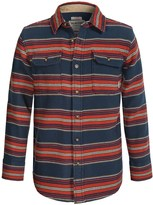 Burton Brighton Plaid Flannel Shirt - Long Sleeve (For Little and Big Boys)