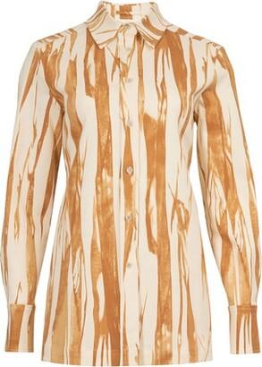 Sportmax Jabot blouse