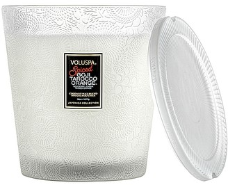 Voluspa 3-Wick Hearth Candle