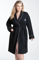 Lauren Ralph Lauren Plus Size Women's Shawl Collar Robe