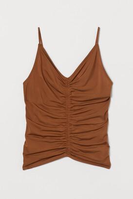 H&M Draped Camisole Top