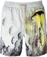 La Perla 'Atlantis' swim shorts