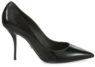 Dolce & Gabbana Patent Leather Stiletto Pumps