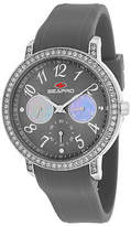 Seapro Womens Swell Grey Silicone Strap Watch Family