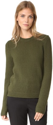 Theory Women's Yulia_Summer Boucle Pull-Over (Sweaters)