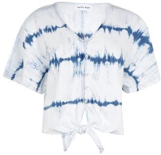Bella Dahl BellaDahl Tie Shirt Ld02