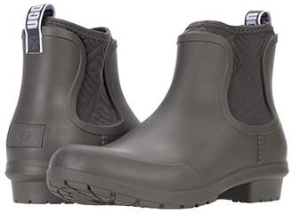 UGG Chevonne (Charcoal) Women's Rain Boots