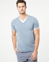 Le Château Cotton V-Neck Top
