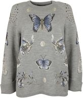 Alexander McQueen Obsession Sweater