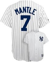 New York Yankees Majestic mickey mantle cooperstown collection jersey - men
