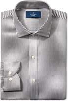 Buttoned Down Men's Non-Iron Slim-Fit Spread-Collar Dress Shirt