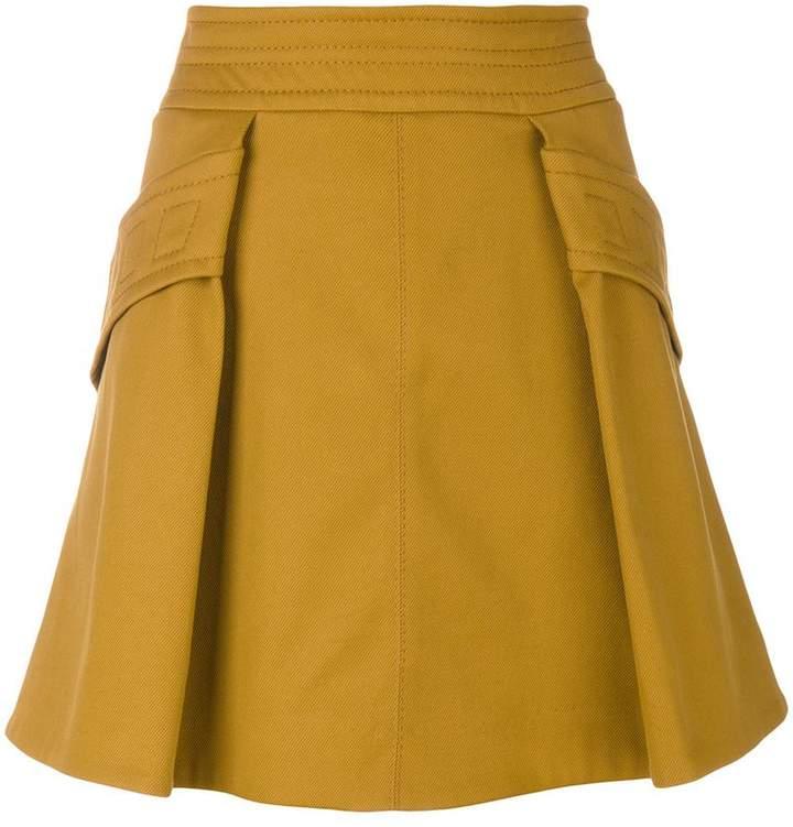 Schumacher Dorothee pleated mini skirt
