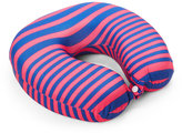 Jessica Simpson Striped Memory Foam Neck Pillow