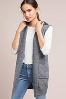 Anthropologie Brooke Hooded Vest