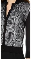 L'Wren Scott Embellished Cardigan