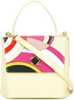 Giancarlo Petriglia - Reversible Swallows Pop Inlaid tote - women - Calf Leather - One Size