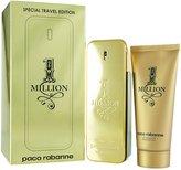Paco Rabanne 1 Million for Men-2 Pc Gift Set 3.4-Ounce EDT Spray, 3.4-Ounce Shower Gel