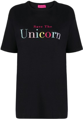 Ireneisgood Save the Unicorn short sleeved T-shirt