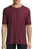 BLK DNM Inside-Out Solid Tee