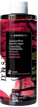Korres Japanese Rose Shower Gel