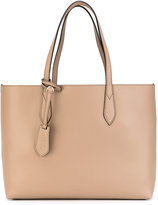 Burberry classic shopping bag - women - Calf Leather/Polyurethane - One Size